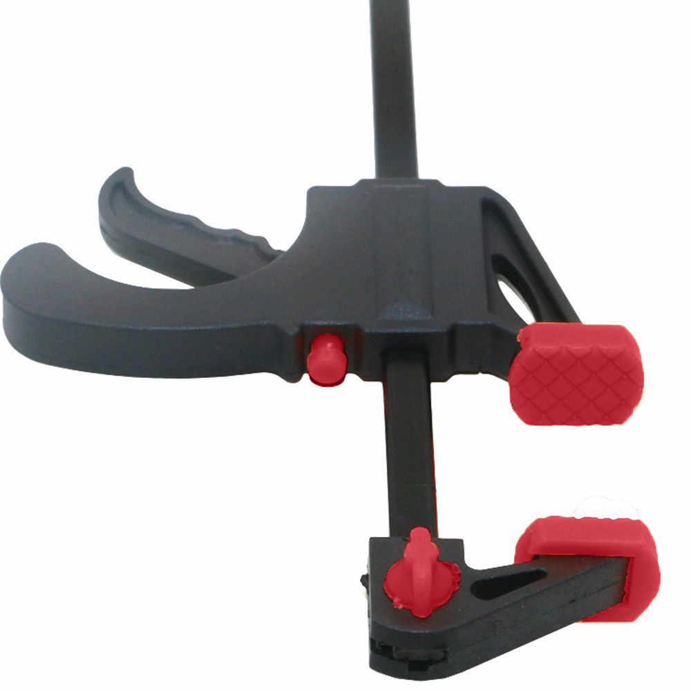 4 pulgadas de carpintería F accesorio rápido de la palanca de liberación del trinquete accesorio Diy de la carpintería herramienta Manual asistido accesorio hecho a mano #10