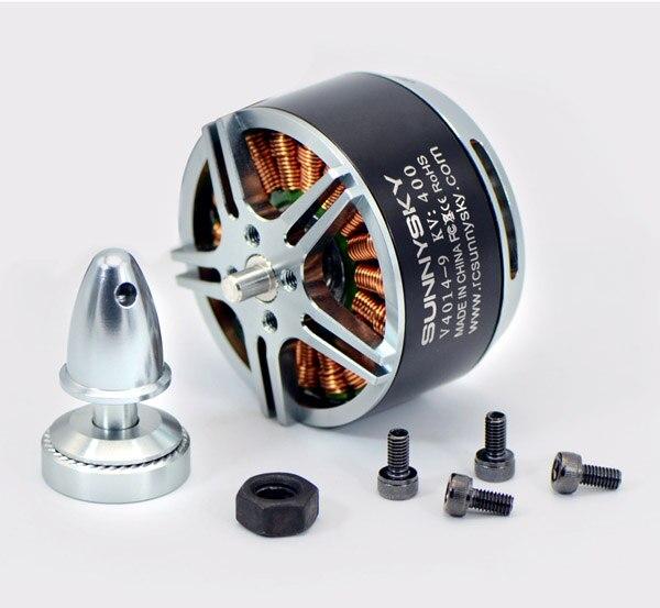 SUNNYSKY V4014 330KV/400KV bezszczotkowy silnik dla RC multicoptera w Części i akcesoria od Zabawki i hobby na  Grupa 1