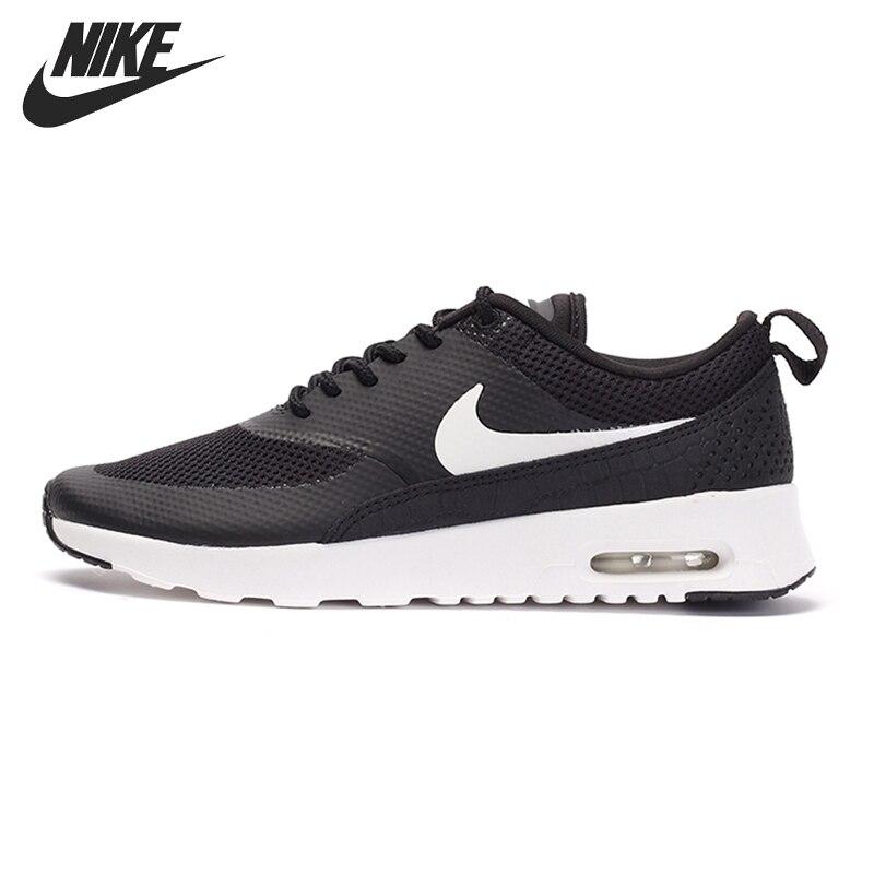 Original New Arrival 2017 NIKE AIR MAX THEA Women's Running Shoes Sneakers nike original new arrival nike air max nike men s