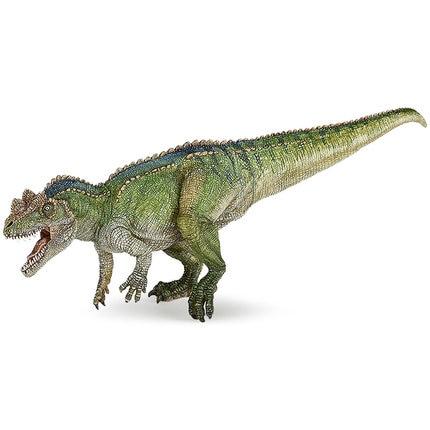 2017 new Papo Ceratosaurus Simulated Dinosaur Model Museum Collection Jurassic World Ancient Creatures Children's Toys simulation brand papo stegosaurus dinosaur model resin children action