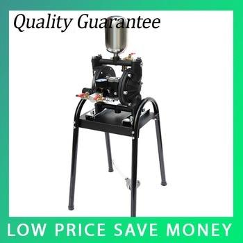 A-10 Small Pneumatic Diaphragm Pump Aluminum alloy Pneumatic Theory Spray Pump