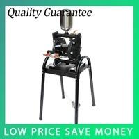 A 10 Small Pneumatic Diaphragm Pump Aluminum alloy Pneumatic Theory Spray Pump