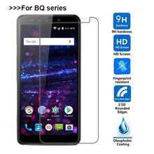 9H 2.5D Tempered Glass For BQ 5037 5044 5057 5058 5059 5060 5204 5340 5504 5521 5522 5594 5707 Screen Protector Phone cover case