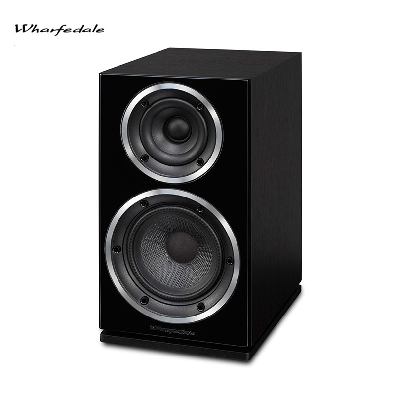Wharfedale Diamond 220 Bookshelf Speakers Hifi 2.0 Wooden Box Home Speaker Set Stereo Passive Surround Home Theater Sound System цена и фото