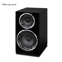 Wharfedale Diamond 220 Bookshelf Speakers Hifi 2.0 Wooden Box Home Speaker Set Stereo Passive Surround Home Theater Sound System