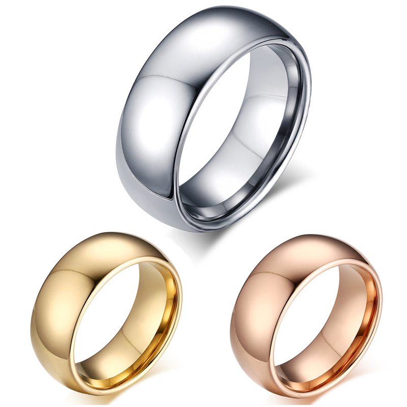 lucky tungsten gold ring dragon comfort bands p beveled fit carbide