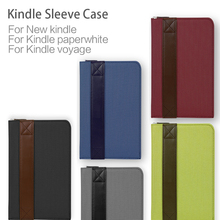 6 Shockproof Sleeve Kindle Paperwhite Case Kindle 8 Case Voyage Ebook Cover Pocketbook Pouch Case for Amazon Kindle 6 inch for kindle paperwhite 1 2 3 case slim marble grain pu leather 6 inch tablet pouch sleeve bag cover for kindle 7 gen 8 gen voyage