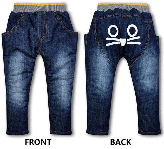 (6 Teile/los) Baby Mädchen Jungen Jeans Neue Jahr Frühling Herbst Lange Legging Jeans Hosen Kinder Denim Hosen Für Kinder Jungen Kleidung Verschiedene Stile