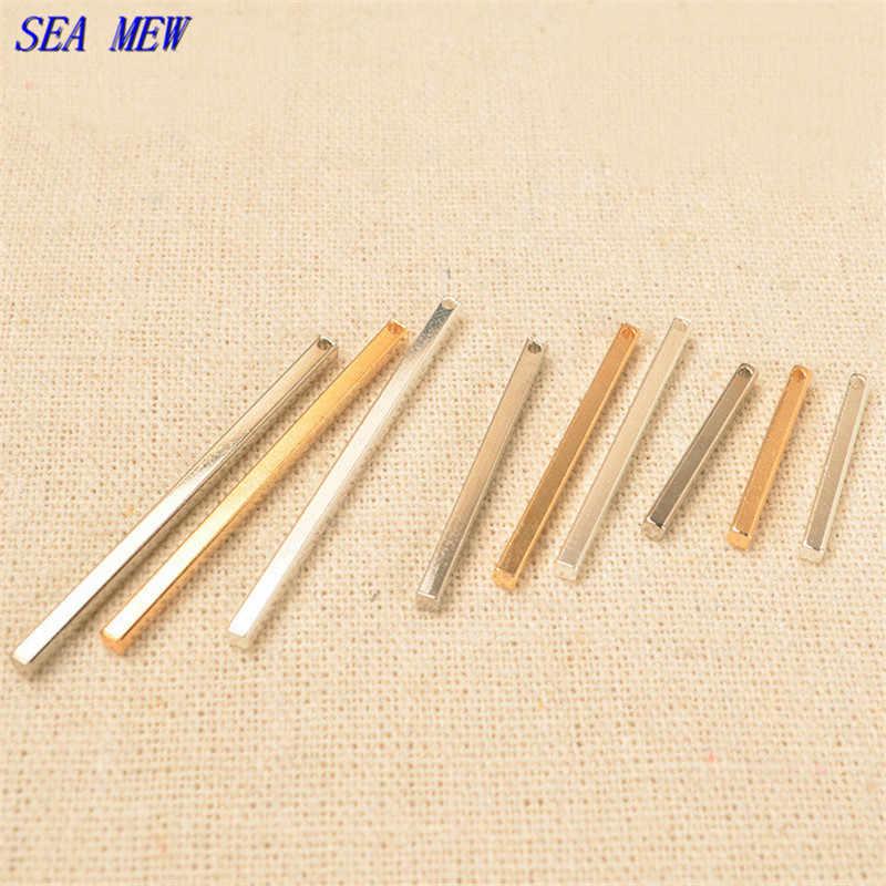 spiral connector spiral wire pendant 6pcs raw brass plating matt silver Geometry  pendant finding