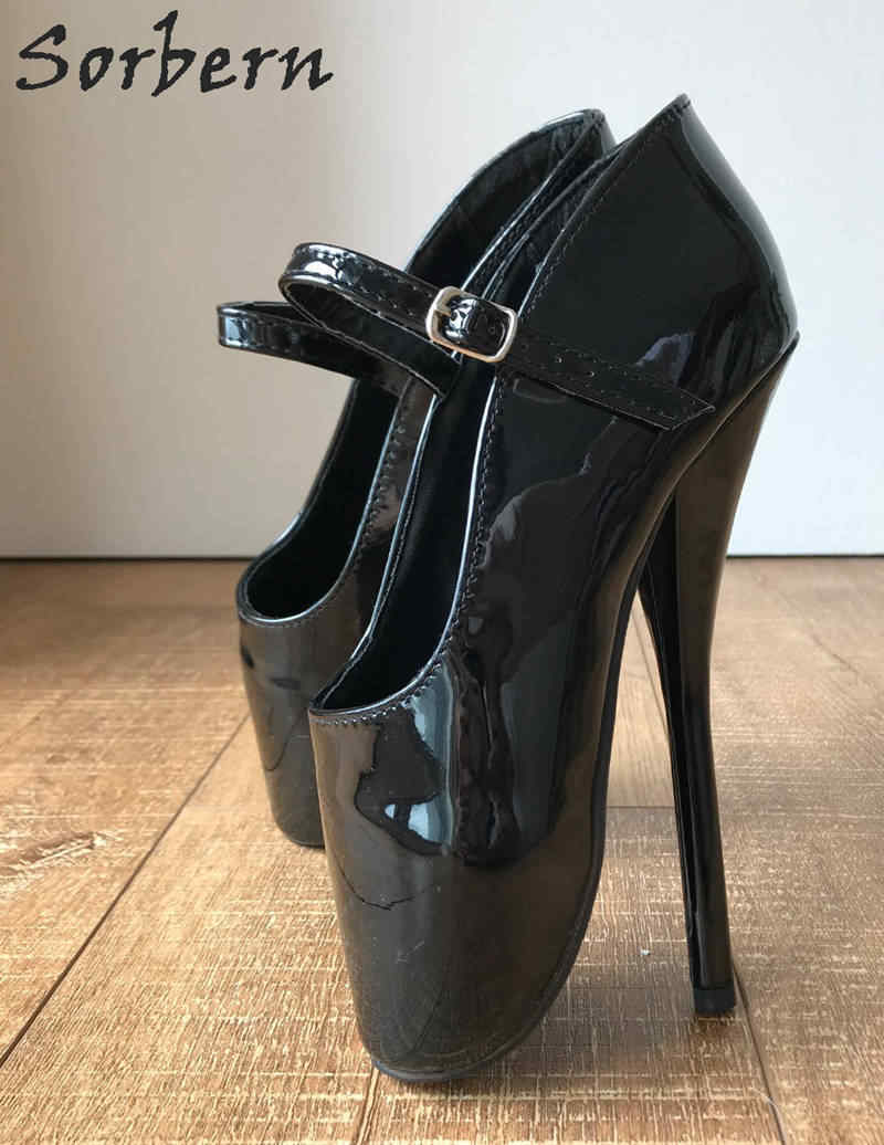 Shoes Pumps 7 Inch Heeled Shoe