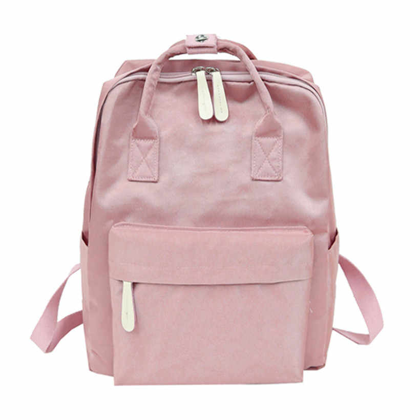 890b962c57d8 Detail Feedback Questions about Canvas Student School Bags Backpacks ...