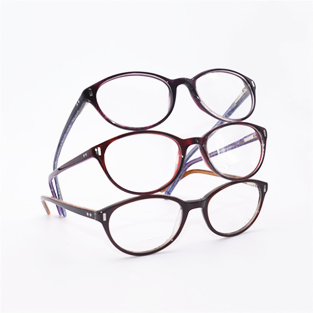 New list real picture board factory direct round new glasses frame ...