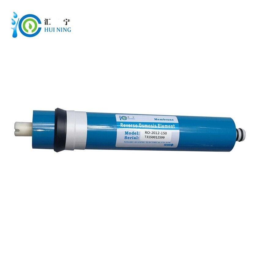 High Quality Reverse Osmosis Membrane Aquarium Water Filter RO Membrane 150 GPD RO-2012-150 in water filter hmtec ro reverse osmosis membrane filter 1812 50g 75 2012 100 125 150