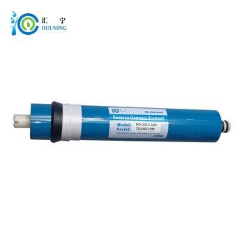 Membrana de ósmosis inversa de alta calidad filtro de agua de acuario RO membrana 150 GPD RO-2012-150 en filtro de agua