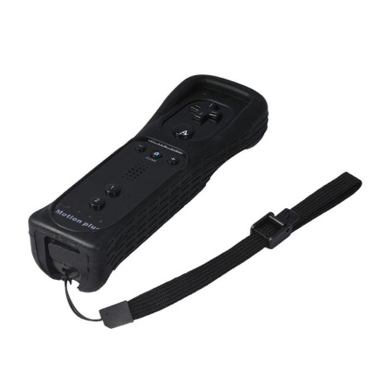 built-in-motion-plus-remote-controller-with-silicone-case-and-hand-strap-for-nintendo-wii-wireless-gamepad-for-wii-remote