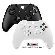 Para Xbox uno Wireless Gamepad controlador remoto Mando control juegos para Xbox One PC Joypad Joystick de juego para Xbox One NO LOGO