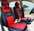 Universal fundas de asiento de coche para peugeot 307 206 308 407 207 406 408 301 3008 accesorios del coche