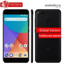 Global Version Xiaomi Mi A1 MiA1 Snapdragon 625 Smartphone 4GB 64GB Fingerprint FDD 5.5″ Android One Dual 12.0MP Camera FCC CE