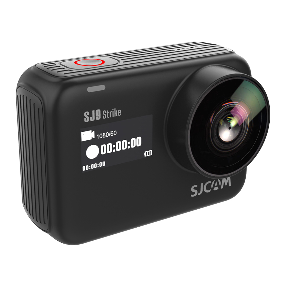 Экшн-камера SJCAM SJ9 Strike Ultra HD 4K 60FPS WiFi 2,3 с пультом дистанционного управления, водонепроницаемая камера для записи видео на шлеме, Спортивная ка...