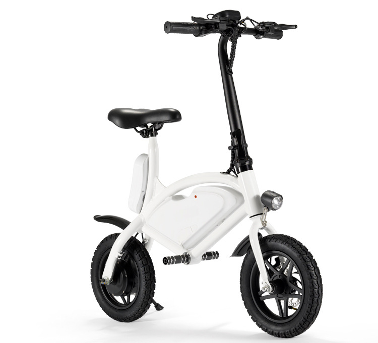 12 Inch Mini Foldable Electric Scooter Folding Bike Electirc Car