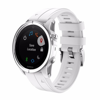 12 colors garmin fenix 5s band replacement quick release 20mm width silicone strap for garmin fenix 5s smart watch sport band 20mm Soft Silicone Quick Release Watch Band for Garmin Fenix 5S 6S Bands Easy Fit Wristbands for Garmin Fenix 6S/6S Pro/5S Plus