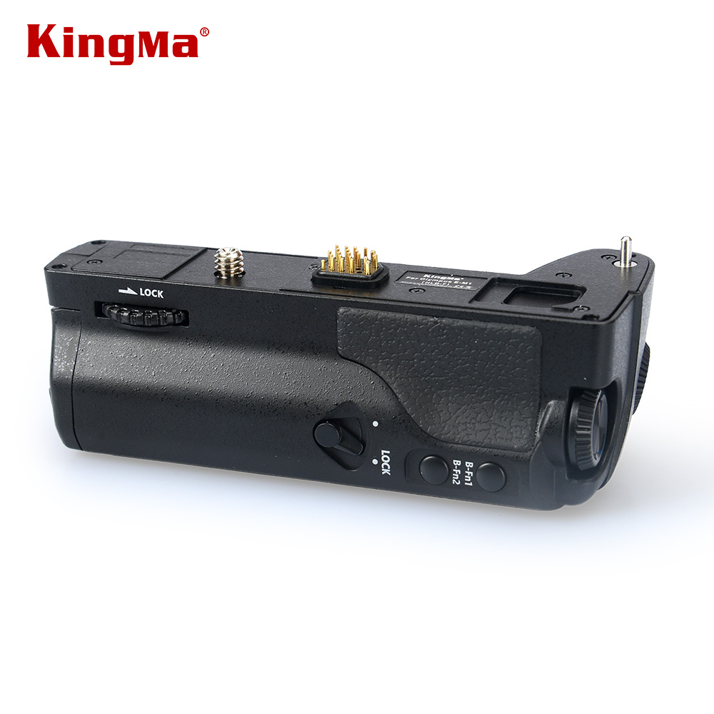 KingMa Battery Grip for Olympus OM-D E-M1 OMD EM1 Compact System Cameras as replacement of HLD-7 pixle vertax d14 battery grip as mb d14 for nikon dslr d600 d610 camera