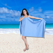 Microfiber Quick Dry Travel Towel for Camping, Hiking & Beach