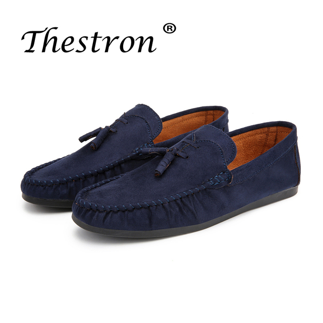 New Arrival Mens Casual Shoes Loafers Designer Comfortable Casual Slip-On Shoes For Youth Spring Autumn Brand Driving Shoes