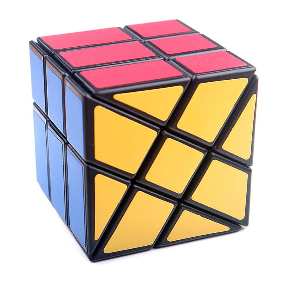 Hot Selling Υψηλής Ποιότητας Τροχός Άνεμος Magic Cube Επαγγελματικό Παιχνίδι Ταχύτητας Παζλ Παιχνίδια Αλλοδαπών Tpye Παιδιά Toyfor Παιδικό δώρο (C5