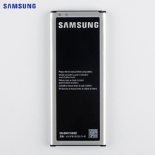 Original Replacement Battery For Samsung GALAXY NOTE 4 N910A N910C N910F N910H N910V N910U NOTE4 EB-BN910BBE 3220mAh