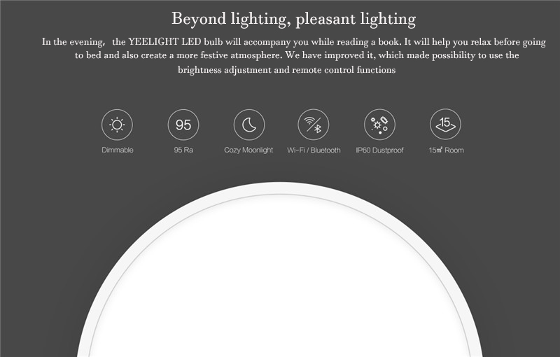 Yeelight LED Ceiling Light (2)