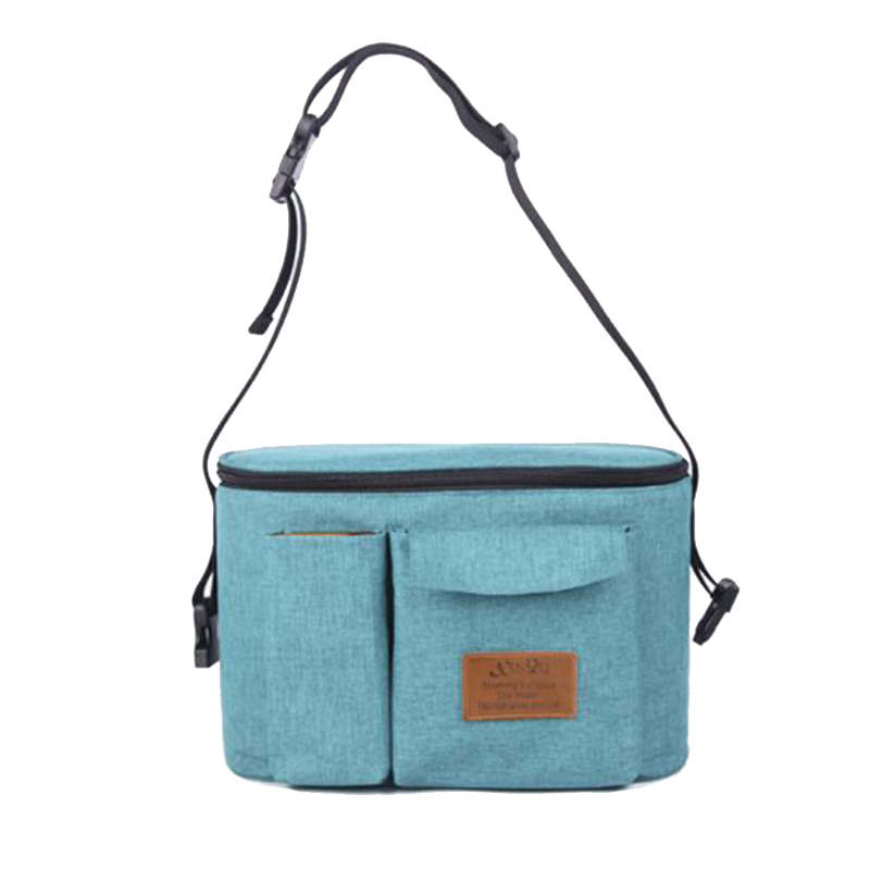 HTB13VQHaorrK1RkSne1q6ArVVXa0 Diaper Bag Baby Stroller Organizer Hanging Nappy Bag Large Capacity Travel Backpack Pram Buggy Cart Waterproof Maternity Bag