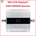 Hot 2G GSM 900MHz Repeater 900 mhz GSM Mobile Phone Cell Phone signal Booster Repeater gain 60dbi LCD display for house office