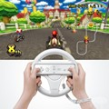 2016 NEW Mario Kart Racing Game Steering Wheel Controller for Wii Remote Game