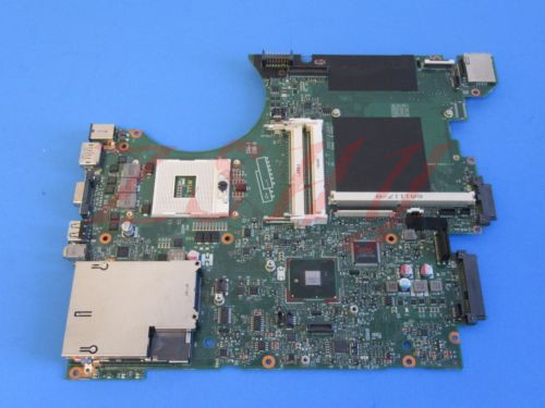 for HP 8740W 8740P laptop motherboard HM57 DDR3 595700-001 Free Shipping 100% test ok