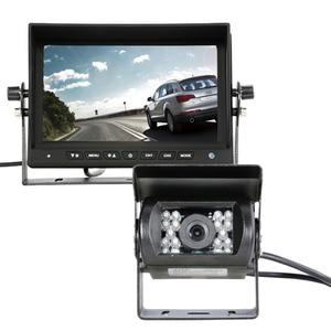 Image 2 - Accfly cámara de marcha atrás para coche, impermeable, 1080p, AHD, CCD, Dvr, vista trasera para camiones, autobús, remolque, mando a distancia