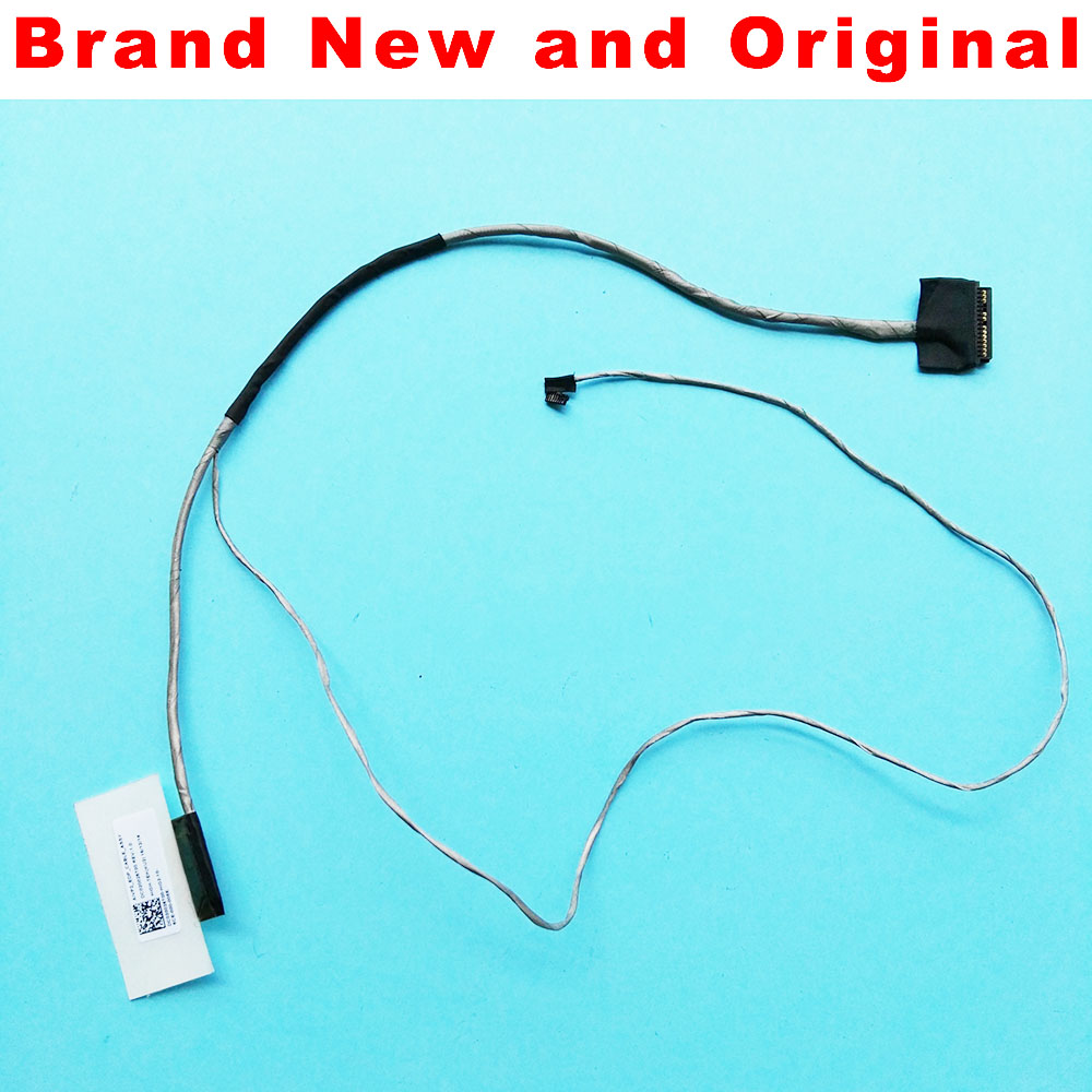 NEW LVDS LCD Cable for Lenovo Ideapad 100 15IBY 100 15 100 14 laptop video  screen LCD LVDS cable DC020026T00 AIVP2 EDP cable -in Computer Cables ...