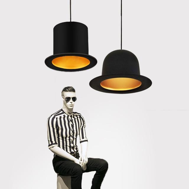 Nordic Design Led Industrial Black Modern Pendant Ceiling Lamps Hanging Light for Bar Loft Decor Kitchen Dining Room Living Room
