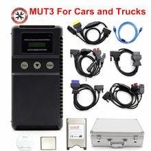 Najwyżej oceniane wielojęzyczny ECU programista dla Mitsubishi MUT3 MUT-3 samochodu i narzędzie diagnostyczne do ciężarówki zarówno dla samochody i ciężarówki