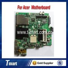100% arbeitslaptop motherboard für acer mbwa606001 m-26 sa8 systemplatine vollständig getestet
