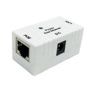 Image 2 - Разветвитель POE для систем видеонаблюдения, 50 шт./лот, разъем RJ45, IP камера, адаптер Power over Ethernet