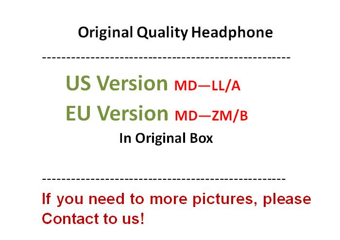 50Pcs Lot Original Quality 3 5mm Headphone in Ear Headphones Earphone With Remote Mic for i