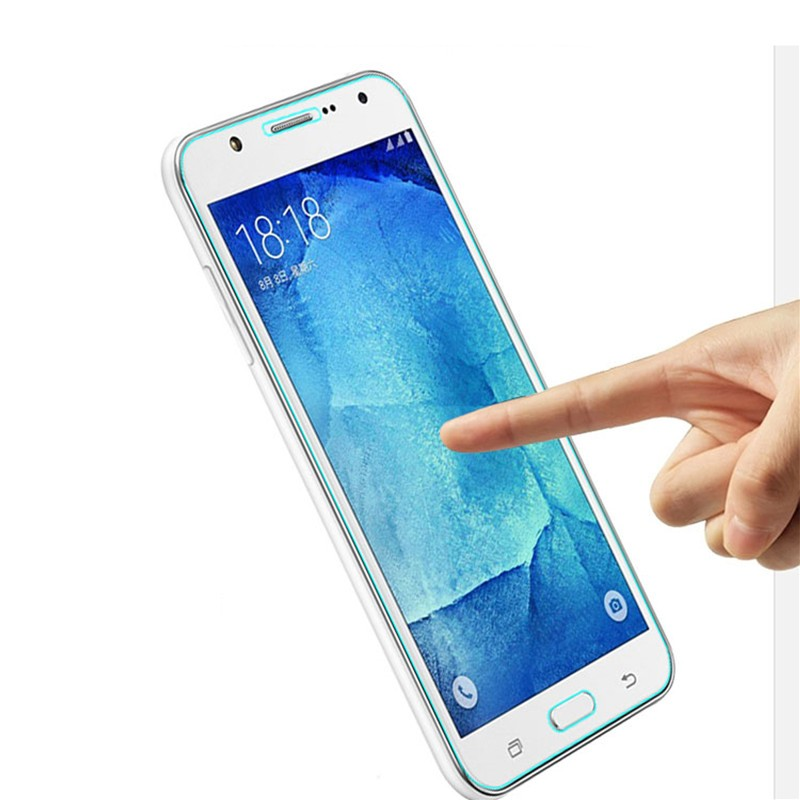 2PCS For Samsung Galaxy J5 Screen Protector Tempered Glass J500F 2015 Phone film [
