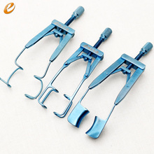 Blepharostat titanium alloy Cosmetic surgery instrument eye instrument biomedical instrument and robotic surgery system