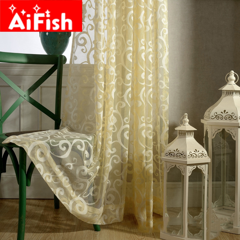 Mesh Curtain Fabric