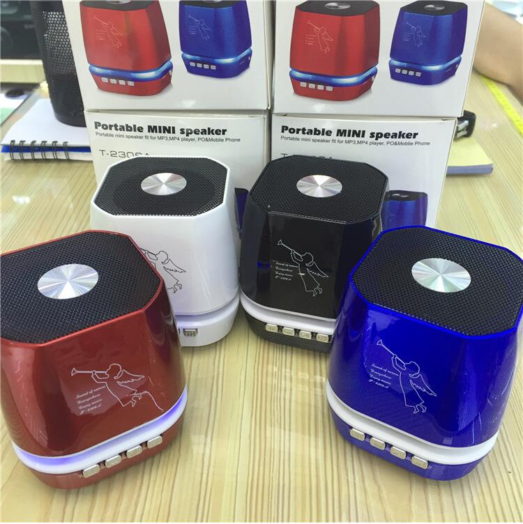 Digital Sunflash Portable Speaker Z-2306A