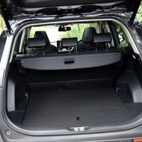 Car Tonneau Cover Retractable Trunk Cargo Luggage Security Shade Cover Shield for Toyota RAV4 (XA50) 2019+
