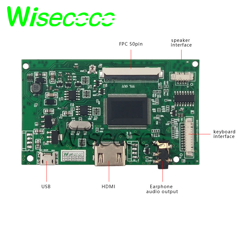 hami-usb-controller-board