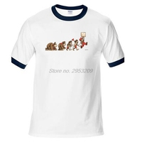 Evolution Of Super Mario T Shirt Design Famous Gaming Top T Shirt Cool Novelty Funny Tshirt