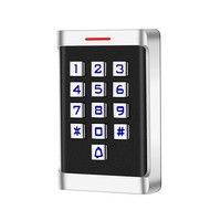 Standalone keypad for door access control system